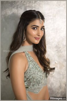 The Hottest and Sexiest Indian Women — Pooja Hegde Bollywood Actress Hot, Bollywood Girls, Beautiful Bollywood Actress, Beautiful Indian Actress, Beautiful Actresses, Bollywood Photos, Bollywood Style, Indian Bollywood, Indian Sarees