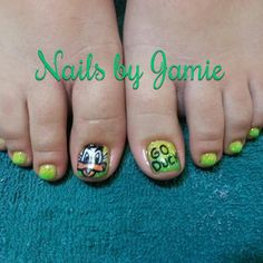 Go Ducks Nails by Jamie Duffield Eugene, Oregon (541) 844-4414 www