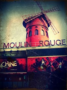Paris - Moulin Rouge Places To See, Places Ive Been, Amazing Things, Make Me Smile, French, Pictures, Photography, Travel, Art