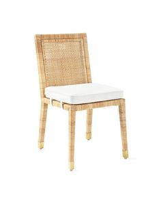 Balboa Side Chair with Cushion