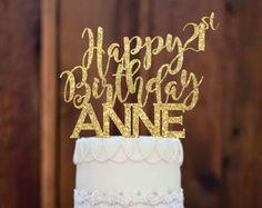 Handmade Cake Topper Using Hot Glue Make DIY cake decor for