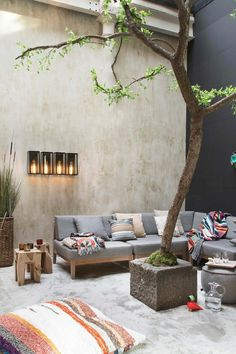 #outdoor #patio #terrasse #garten #garden #inspiration | repinned by HosenschneckeINTERIORS