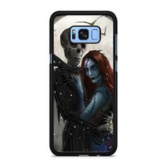Jack And Sally The Nightmare Before Samsung Galaxy S8/S8  case – Case Persona