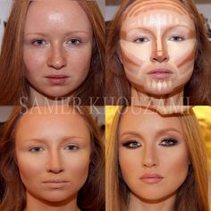 .i really wanna start doing this face conturing thing but im afraid that i will end up making a mess soo def. gonna start practicing