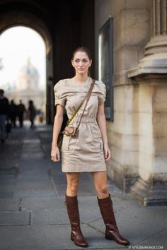 STYLE DU MONDE / Paris FW SS2014: Sofia Sanchez Barrenechea  // #Fashion, #FashionBlog, #FashionBlogger, #Ootd, #OutfitOfTheDay, #StreetStyle, #Style