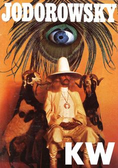 The Alchemist (Alejandro Jodorowsky), from The Holy Mountain. A must-watch movie for anyone interested in the psychedelic - conceptually weird and visually dazzling. Tarot, The Holy Mountain, Season Of The Witch, Film Inspiration, Cult Movies, Film Books, Postmodernism, Alchemist, Mystic