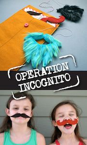operation incognito disguise kit