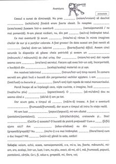 Scriere corecta Worksheets For Kids, Activities For Kids, Romanian Language, Teacher Supplies, School Lessons, Kids Education, Anchor Charts, Speech Therapy, Kids And Parenting