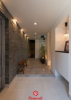 Best Home Decorating Stores House Entrance, Entrance Doors, Home Interior Design, Interior And Exterior, Japanese House, Elegant Homes, Modern House Design, House Rooms, Interior Inspiration