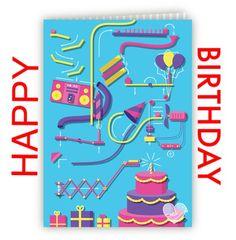 Rube Goldberg birthday greetings Birthday Greetings, Happy Birthday, Rube Goldberg Machine, Afrikaans, Birthdays, Toys, Memes, Party, Birthday