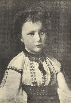 Princess Maria/Marie of Romania (Maria/Marie von Hohenzollern-Sigmaringen, 8 September 1870 – 9 April was the only child of Carol I of Romania and his wife, Elisabeth of Wied. Romanian Royal Family, German Royal Family, Elisabeth I, Blue Bloods, Kaiser, Ferdinand, Eastern Europe, Vintage Photographs, Art Images