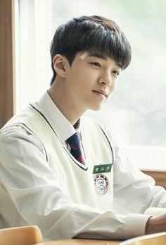 Nam dareum - I think he is going to be a great actor. Handsome Korean Actors, Handsome Boys, Cute Asian Guys, Asian Boys, Korean Star, Korean Men, Drama Korea, Korean Drama, Kdrama