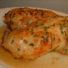 Lemon Baked Chicken Recipe