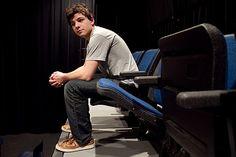 Theater senior pictures