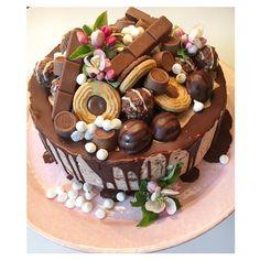 NutellasemifreddoDagens höjdare!! #kalas #tårta #hembakat #kaka #semifreddo #nutella #gudomlig #himmelsk