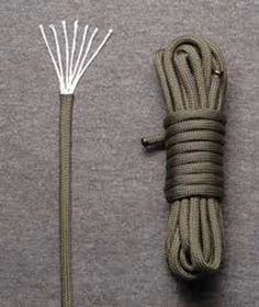 80 Uses for Paracord: What Did I Miss? - SHTF Preparedness
