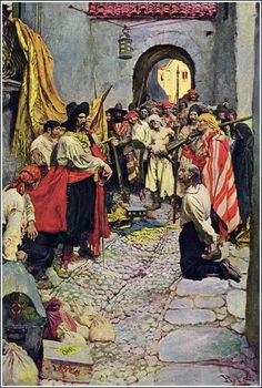 Artist, Howard Pyle