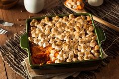Boston Market Sweet Potato Casserole Recipe, Sweet Potatoes With Marshmallows, Glazed Sweet Potatoes, Peanut Butter Muffins, Protein Rich Foods, Vegan Mac And Cheese, Creamed Spinach, Toasted Pecans, Roasted Butternut Squash
