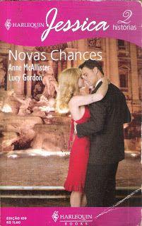 Meus Romances Blog Novas Chances Lucy Gordon Anne Mcallister