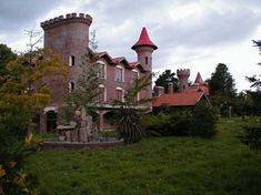 Castillos, Estancias y Palacios de Argentina.