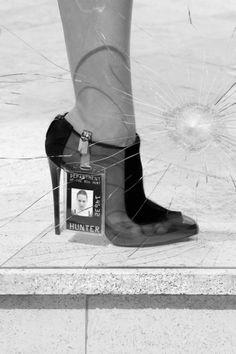 Emporio #Armani ankle boots