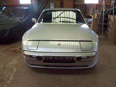 Porsche Unfallfahrzeug