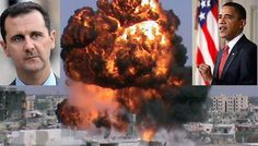 DERUWA: Kriegspräsident Obama genehmigt anhaltende Luftang...