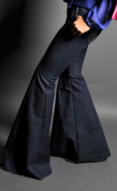 Bell bottoms, Pants and Style on Pinterest