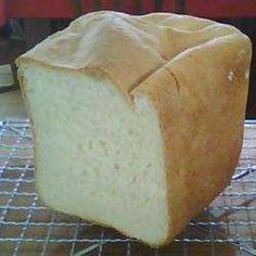Bread maker butter bread, makes me miss my uncles homemade bread! Pan Bread, Bread Cake, Bread Baking, Bread Maker Recipes, Pastry Recipes, Butter Bread Recipe, Best Bread Machine, How To Cook Squash, Cooking Dried Beans