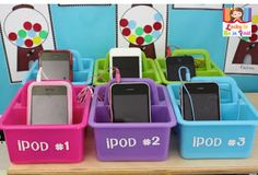 Lucky to Be in First!: Using iPods as Listening Centers & a Freebie!  Converting casette tapes to mp3 via iPod