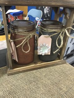 hand painted mason jars *MADE TO ORDER, please note that each one will be different, each jar, bottle shape and effects can not be replicated. This product is one of a kind. Please email me with your