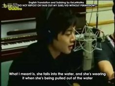 [Engsubbed] 06112009 SS501 on Sukira Kiss The Radio Show Part 3/5