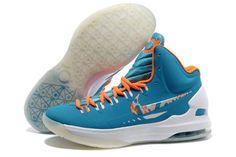 Nike Zoom KD V Easter turquoise blue bright citrus-fiberglass Mens Size