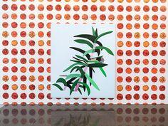 CLIPPINGS | Leverhouse (Jonas Wood)
