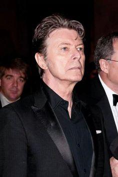 David Bowie (wistful)