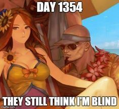 """league of legends Leona dealing with """"the blind monk"""""""