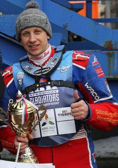 Eisspeedway Journal: Дмитрий Homitsevich Краснодар в больнице.