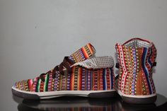 The Inca Shoe CAFE CUSQUENA by qttess on Etsy, $79.00