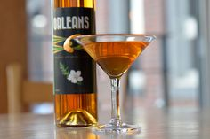 the Vermont Apple-tini recipe, a seasonal twist on an old classic from the Simon Pearce restaurant.