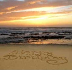 42 Great Beach Birthday Wishes Images