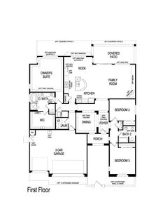 30 Pulte Homes Floor Plans Ideas Pulte Homes Pulte Floor Plans