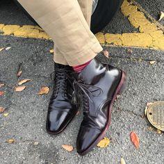 "18 Likes, 1 Comments - Matthew Gray (@mattgray405) on Instagram: ""Alden x B&M today. Fantastic boot. #brickmortarshoes #alden #aldenarmy #aldenboots…"""