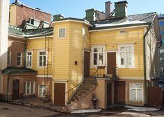 Helsinki Ullanlinna Jääkärinkatu