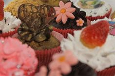 Cupcakes Diversos e deliciosos!!!