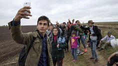 """Der Dokumentarfilm """"My Escape / Meine Flucht"""" ist eine Montage aus (Handy-)Videos von Flüchtlingen, die ihre lebensgefährliche Flucht nach Deutschland selbst kommentieren. Der Film lässt die Flüchtlinge selbst sprechen: Sie kommentieren ihr Filmmaterial. So entsteht ein eindrückliches Bild aus nächster Nähe, von Menschen, deren Verzweiflung sie nach Europa treibt – ungeachtet aller Gefahren."""