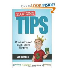 Blogging Tips: Confessions of a Six Figure Blogger --- http://www.amazon.com/Blogging-Tips-Confessions-Figure-Blogger/dp/0615701264/?tag=hotomamoon0d8-20