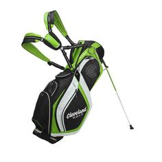 Cleveland Golf Hybrid Stand Bag (Lime) by Cleveland Golf. $142.77. Save 29% Off!