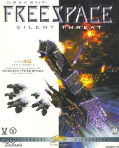 The expansion to Freespace, Silent Threat, which comprised additional missions, was released in 1998.