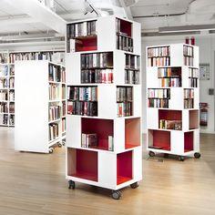 Beau Labyrinth Book Shelf
