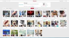 Communicatief gebruik Pinterest door Primark - http://www.pinterest.com/Primark/